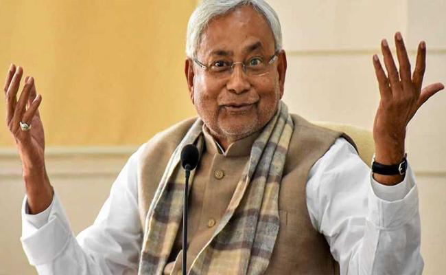 Bihar CM Nitish Kumar Announces Retirement After 2020 Assembly Elections - Sakshi