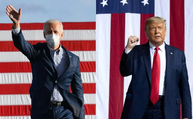 Vardelli Murali Editorial On USA Presidential Election Winner - Sakshi
