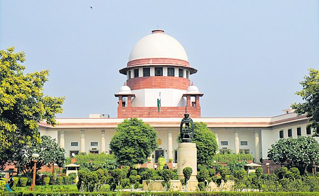 SC asks Centre to issue order on regulating use of disinfection tunnels - Sakshi