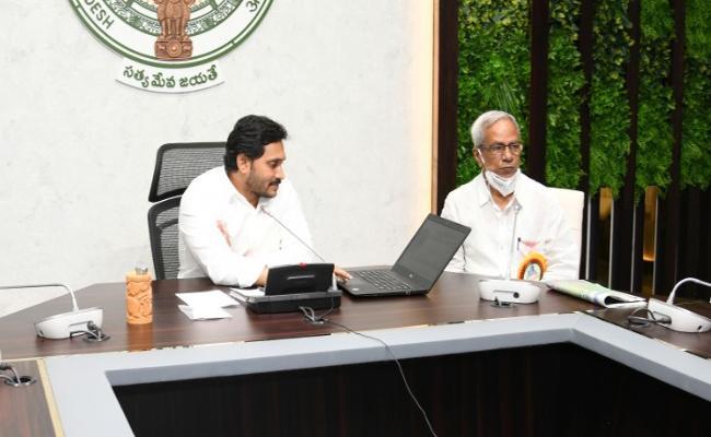 CM YS Jagan Inaugurated Prajasakti Office At Tadepalli - Sakshi
