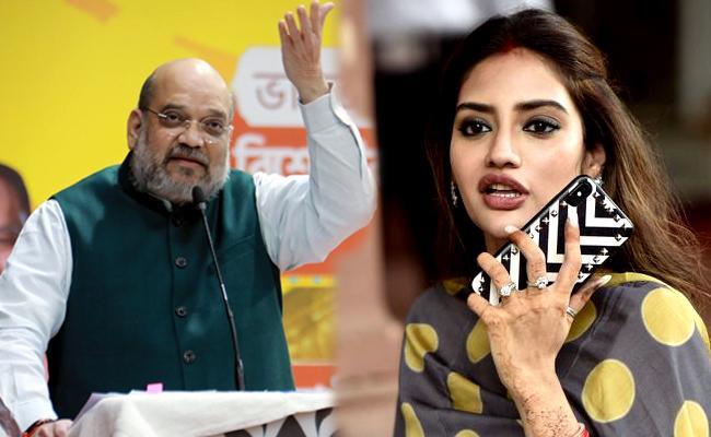 TMC hits back Amit Shah Comments On Bengal - Sakshi