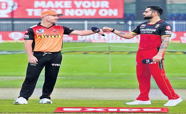 Royal Challengers Bangalore vs Sunrisers Hyderabad Eliminator Match - Sakshi