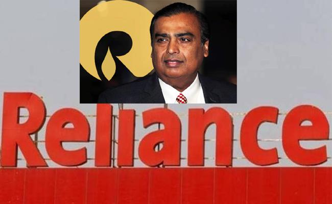 RIL shares jump over near 4 pc after Saudi Arabia PIF invests  - Sakshi