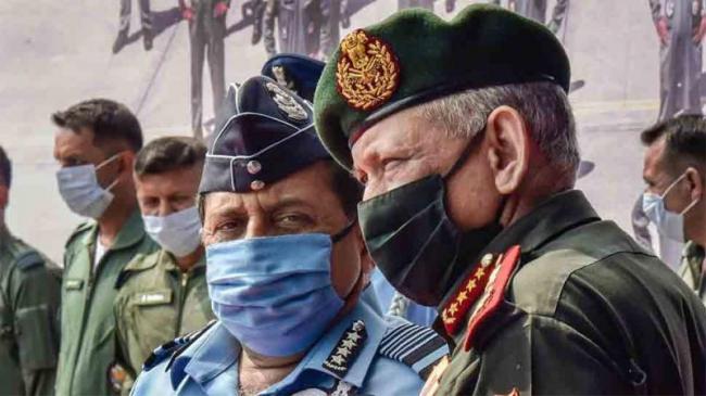 Bipin Rawat India Will Not Accept Any Shifting of LAC - Sakshi