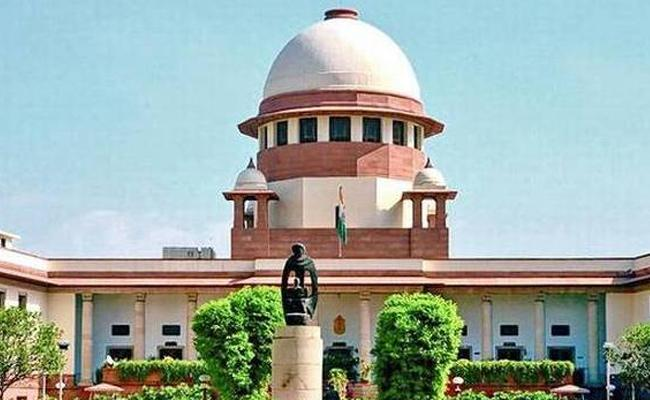 editorial On Supreme Court Gives Deserted Wife Alimony - Sakshi