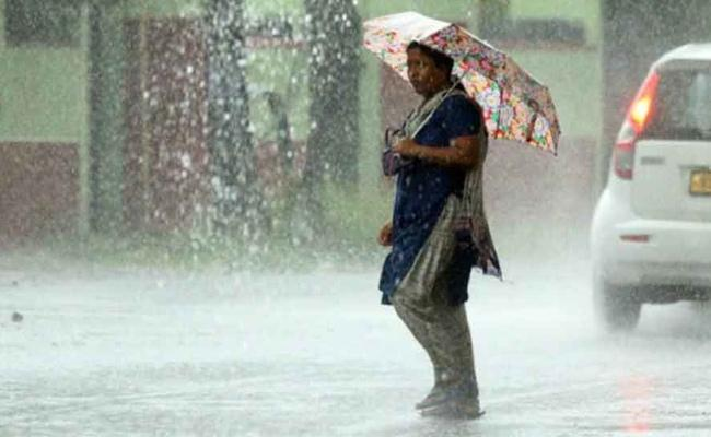 Expected Rains In AP In Today And Tomorrow - Sakshi