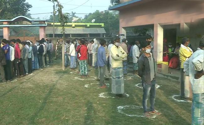 Bihar Election Phase 3 LIVE Updates - Sakshi