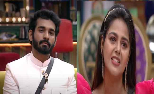 Bigg Boss Telugu 4: Nagarjuna Straight Question To Akhil About Monal - Sakshi