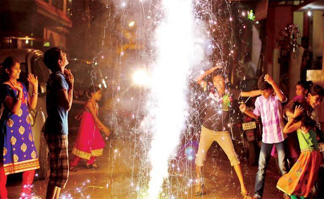 Firecracker Ban in Karnataka: BS Yediyurappa Makes U-Turn - Sakshi