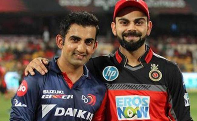 ime for Virat Kohli to give up Rcb captaincy - Sakshi