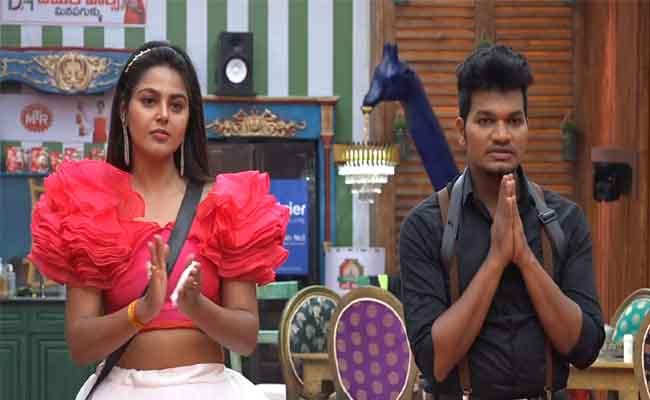 Bigg Boss 4 Telugu: Kamal Haasan Says Harika Safe From Elimination - Sakshi