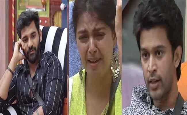 Bigg Boss 4 Telugu: Monal Gajjar Alone In BB House - Sakshi