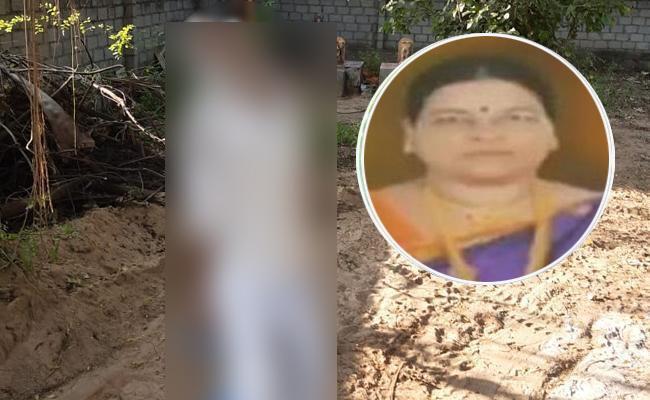 Dharma Reddy Wife Venkatamma Blames Police - Sakshi