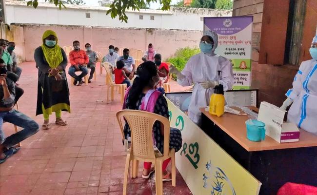 45674 New Coronavirus Positive Cases Reported In India - Sakshi