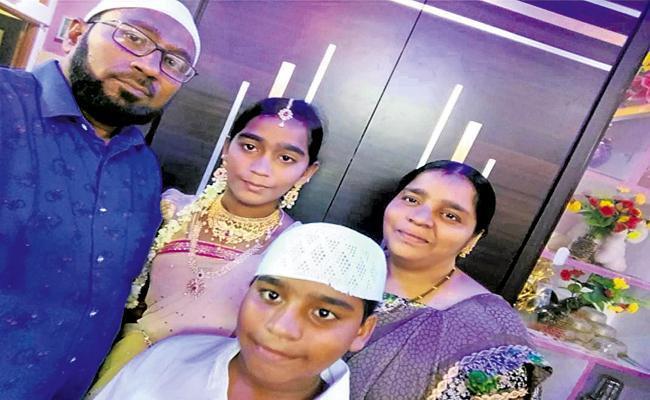 CM YS Jagan orders probe into family suicide - Sakshi