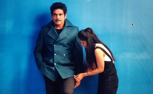 manogna Fashion Designer For Nagarjuna To Bigg Boss - Sakshi