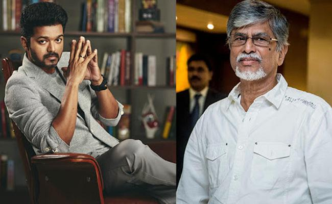 Actor Vijay Upset With Father Political Party - Sakshi