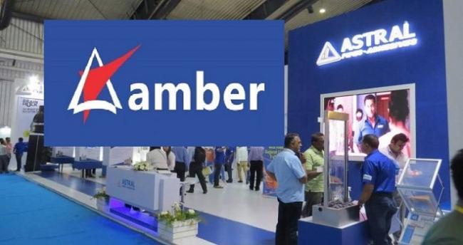 Astral poly gains- Amber enterprises plunges on Q2 results - Sakshi