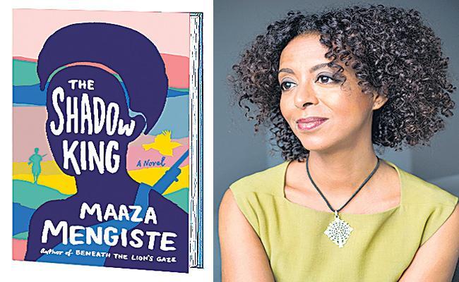 Maaza Mengiste The Shadow King Novel Introduction - Sakshi