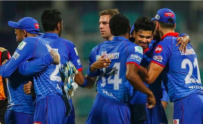 IPL 2020: Delhi Capitals Enter Maiden Final Shreyas Says Feeling Happy - Sakshi