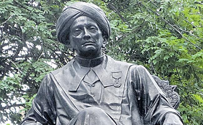 Bahadur Bhashyam Iyengar Printing kanyasulkam In Telugu Sahityam - Sakshi