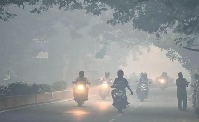 Rising Cold Intensity In AP - Sakshi