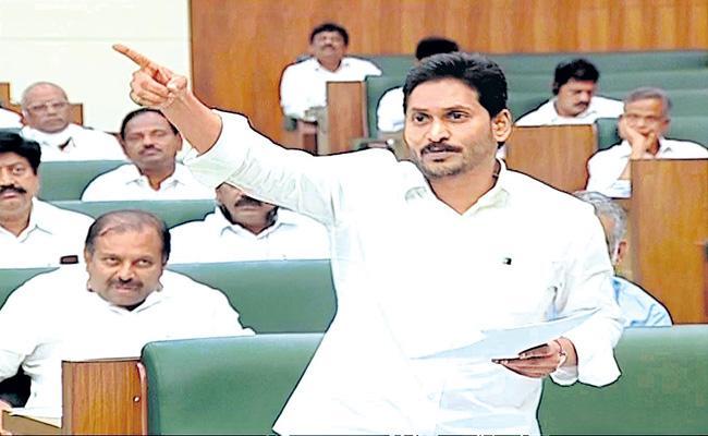 AP ASSEMBLY SESSIONS 2020: CM Jagan Speech On Sgriculture - Sakshi
