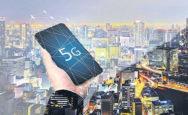Sales of 10 lakh 5G phones in three months - Sakshi