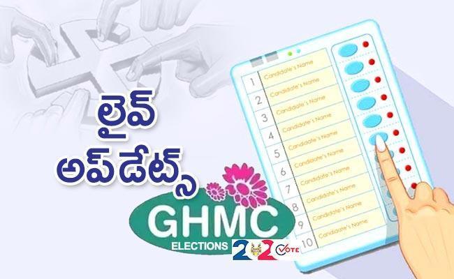 GHMC Elections 2020 Polling Live Updates In Telugu - Sakshi