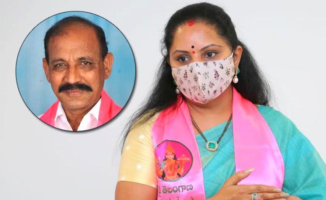 Kavitha mourns death of Trs mla Nomula - Sakshi