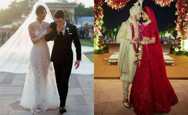Priyanka Chopra, Nick Jonas Celebrating Their 2nd Wedding Anniversary  - Sakshi