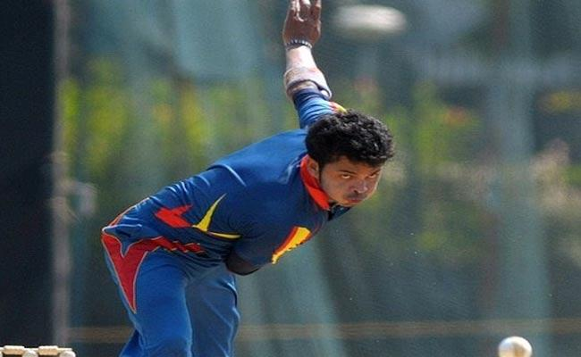 Sreesanth Good Luck As Pacer Gears Up To Return To Action: Raina - Sakshi