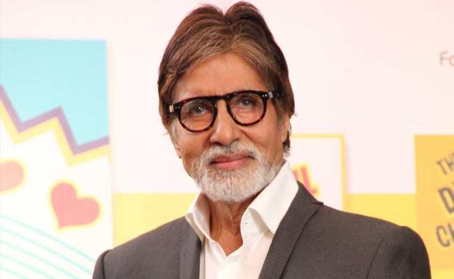 Amitabh Bachchan Shares Throwback Picture Viral On Social Media - Sakshi