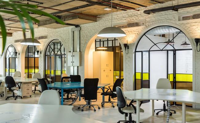 Coworking space trasactions coming down in Hyderabad - Sakshi