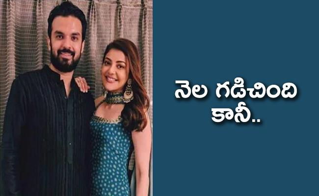 Gautam Kitchlu Says One Month Down And Forever To Go - Sakshi