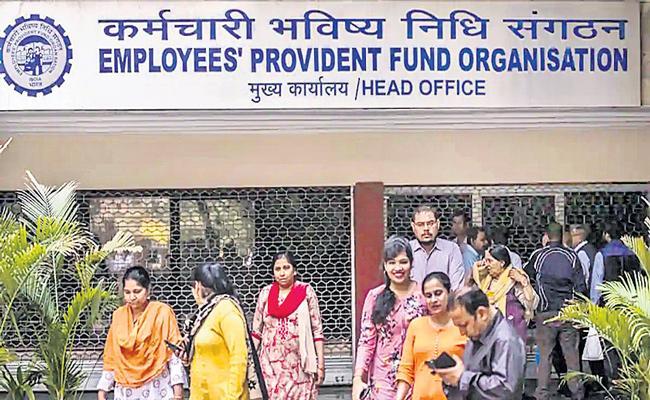 Cabinet approves Rs 23,000 crore Atmanirbhar Bharat Rojgar Yojana - Sakshi