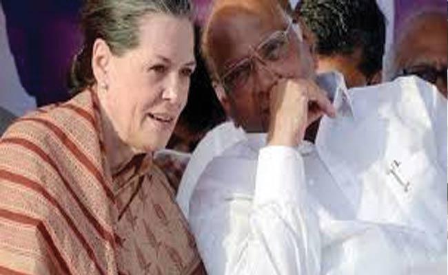 Sharad Pawar Emerges As Frontrunner To Replace Sonia Gandhi As UPA Chief - Sakshi