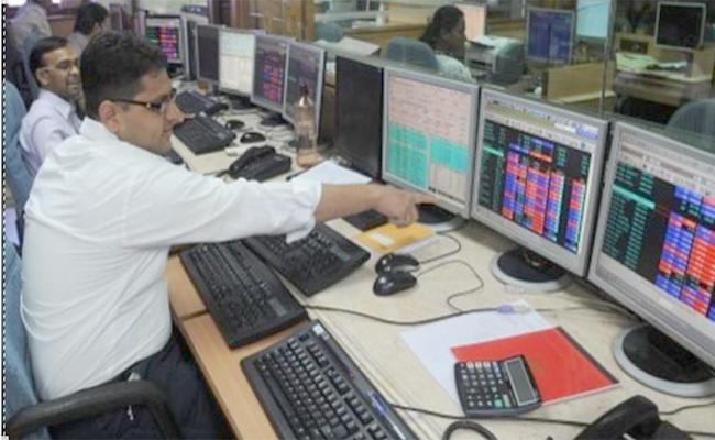 Market bounce back from losses- rally restarts - Sakshi