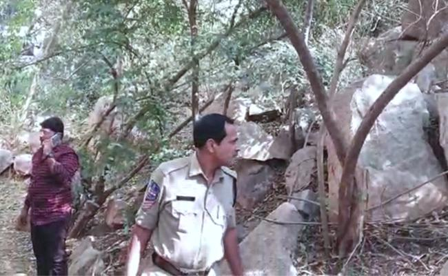 leopard Enters Residential Area Creates Panic In Hyderabad - Sakshi