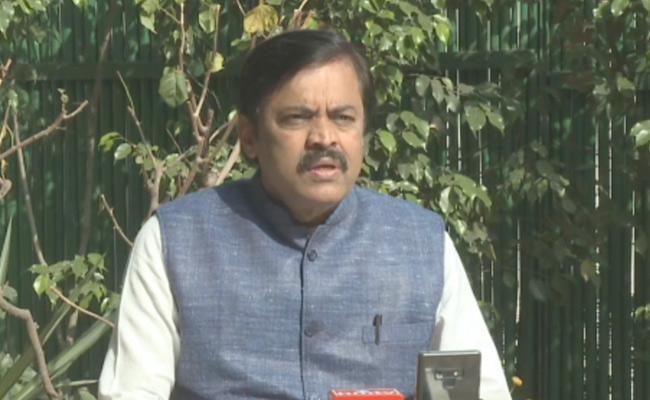 BJP MP GVL Narasimha Rao Fires On Chandrababu - Sakshi