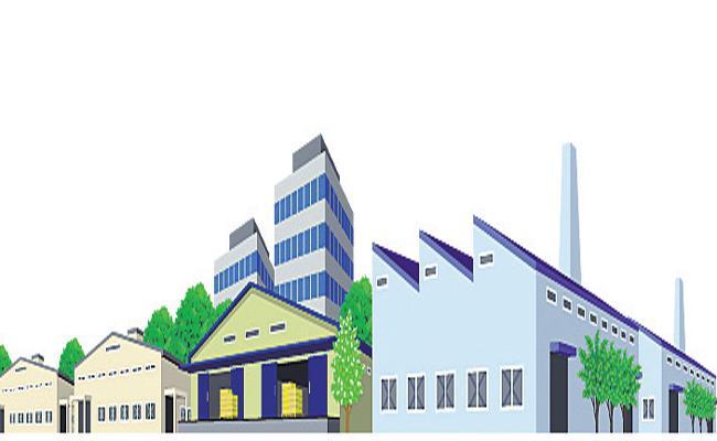 5 Industrial Parks In 42313 Acres - Sakshi