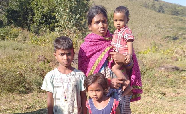 Maoist Assassinated Adivasi Man Claiming Informer - Sakshi