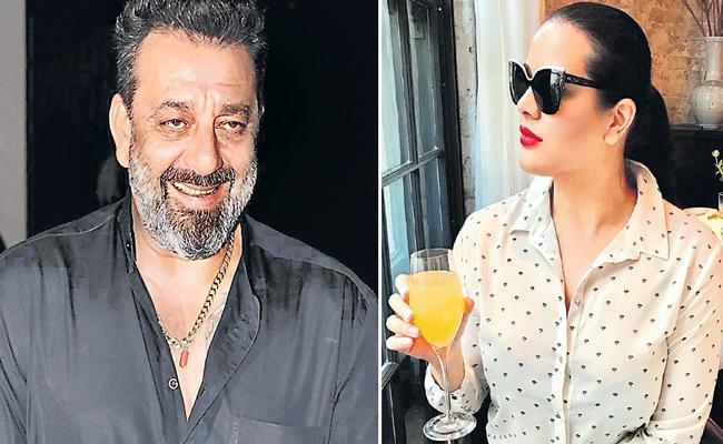 Trishala on father Sanjay Dutt past drug addiction - Sakshi