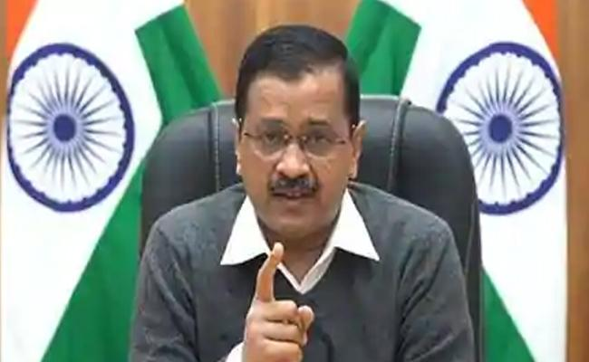 AAP contest 2022 Uttar Pradesh Assembly electionssays Arvind Kejriwal - Sakshi