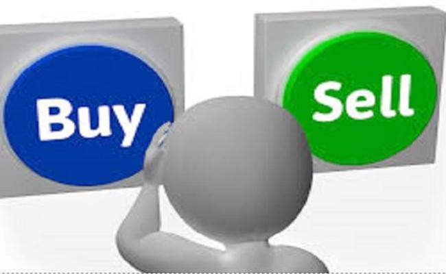 Market ends flat despite weak session - Sakshi