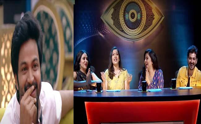 Bigg Boss 4 Telugu: Ex Contestants Interaction With Housemates - Sakshi