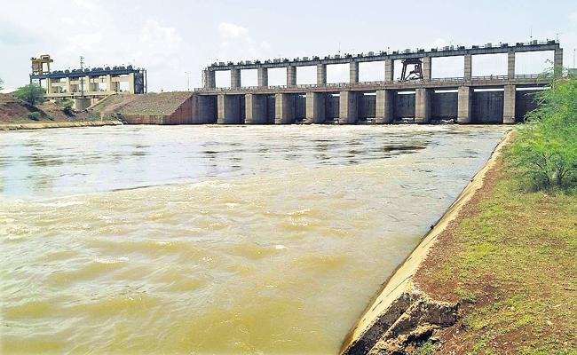 Rayalaseema Lift Irrigation DPR To Krishna Board - Sakshi