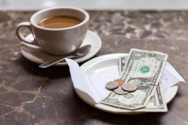 Customer Tips Waitress USD 5000 on a USD 205 Bill - Sakshi