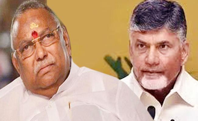 CBI Focus Financial Ties Between Rayapati Sambasiva Rao Chandrababu - Sakshi