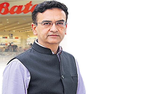 Sandeep Kataria As CEO Of Bata Global - Sakshi